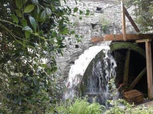 Felin Ganol Waterwheel