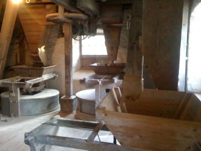 Golspie Mill interior