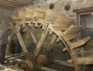 Heatherslaw Mill Waterwheel