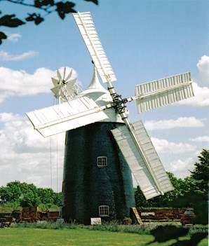 Tuxford Mill Exterior