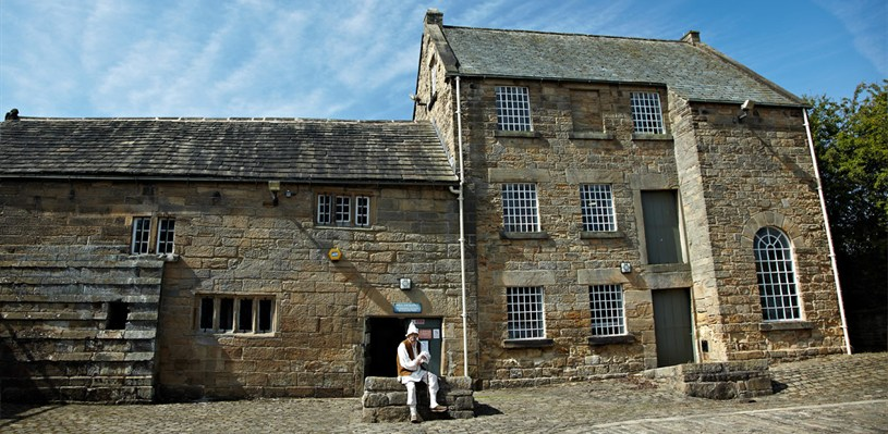 Worsbrough Mill Exterior