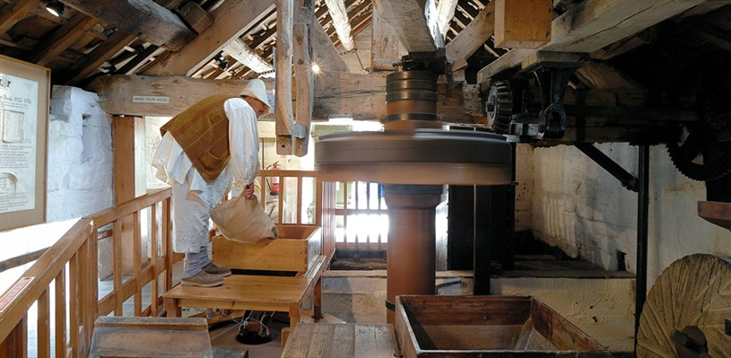 Worsbrough Mill Interior