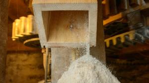 Talgarth Flour Chute