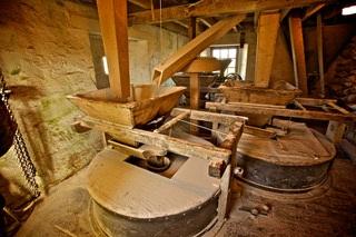 Barony Mill Millstones
