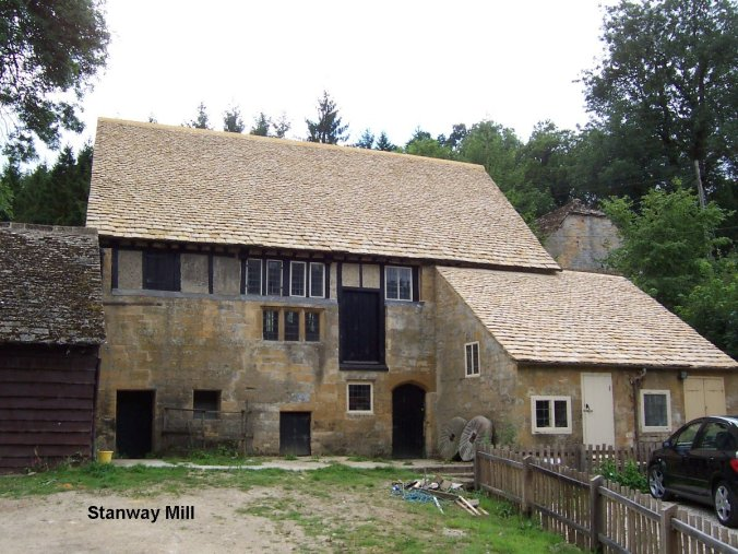Stanway Mill Exterior