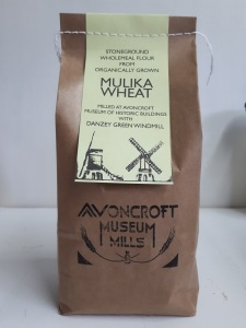 Flour bag (2) Avoncroft Mill small